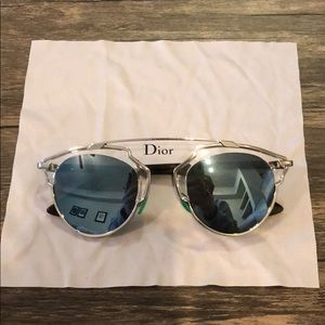 Dior SoReal Sunglasses NWOT